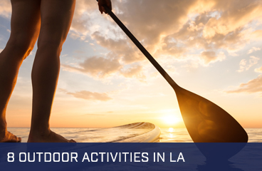 8 Outdoor Activities in LA