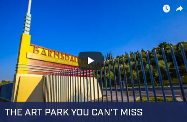 The Art Park You Can't Miss